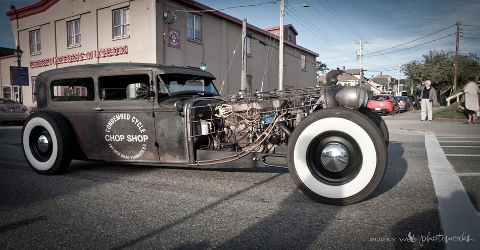 Chop Shop Roadster