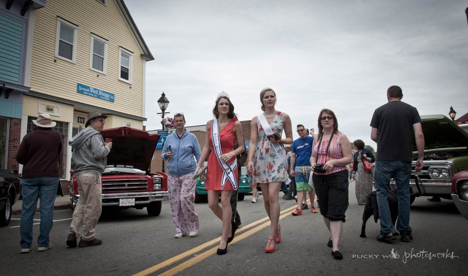 Seafest Pageant Contenders