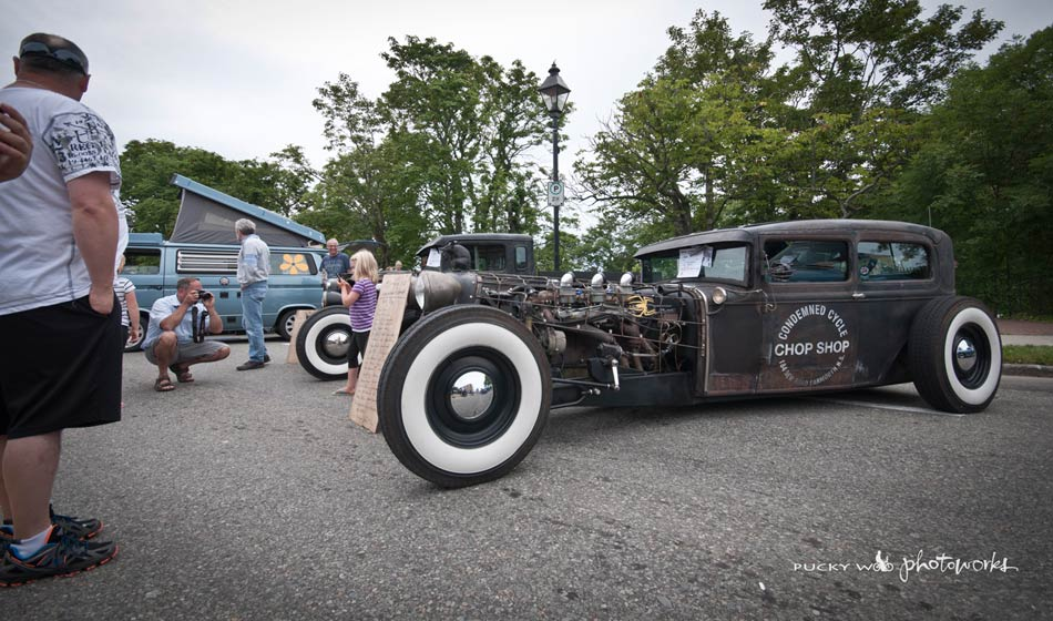 Chop Shop Rat Rod